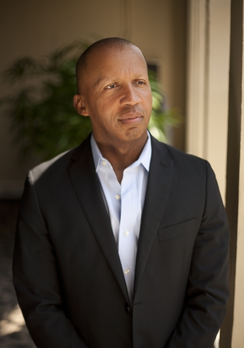 Opening Session speaker Bryan Stevenson