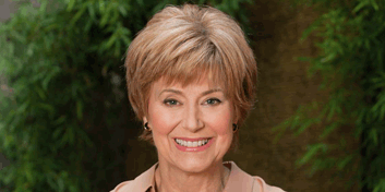 Adult Author Lunch speaker Jane Pauley