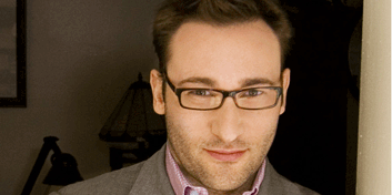 Big Ideas Thursday speaker Simon Sinek