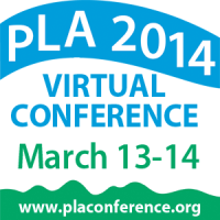 PLA 2014 Virtual Conference logo