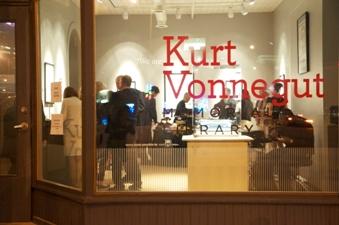 Kurt Vonnegut Library